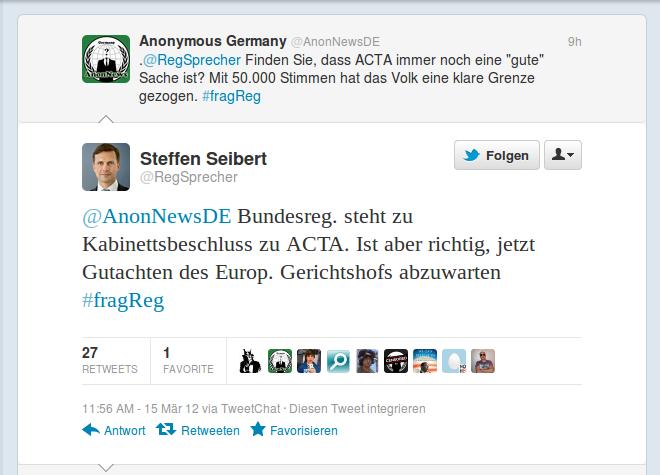 ACTA-Tweet