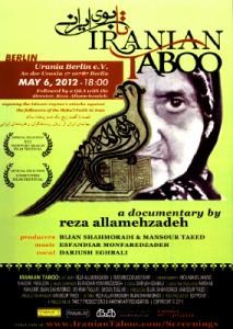 "Filmplakat zu ""Iranian Taboo"""