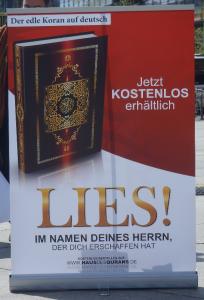 Lies! Koranverteilung der Salafisten