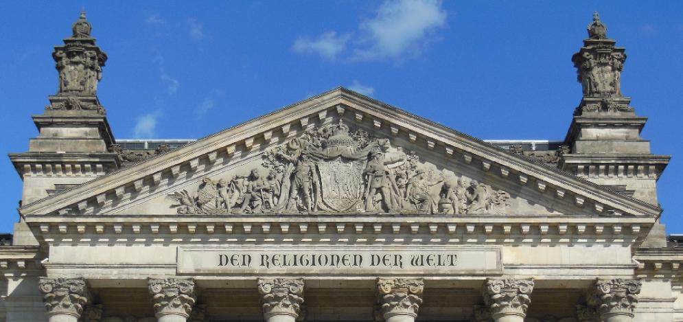 Bundestag: Den Religionen der Welt