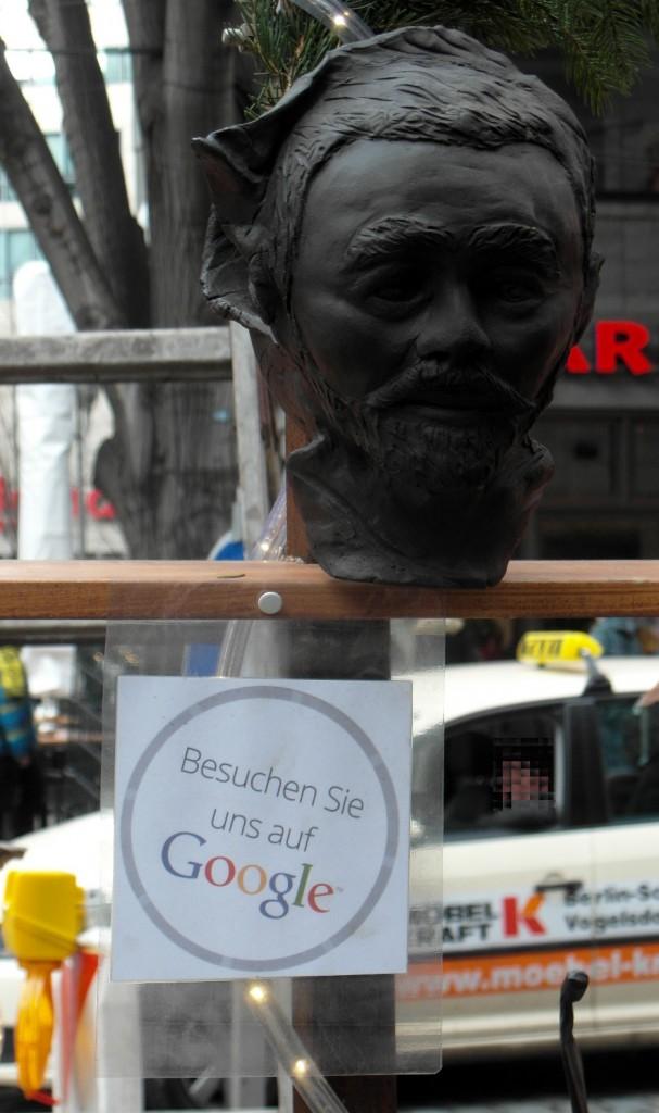 Besuchen Sie uns auf Google.