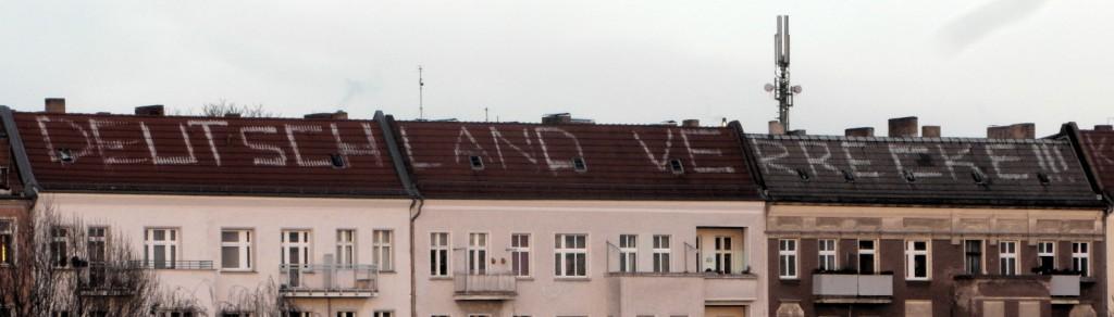 Deutschland verrecke!!!