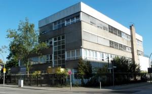 Al-Nur Moschee in Berlin-Neukölln mit angeschlossenem Jugend- und Familienzentrum.