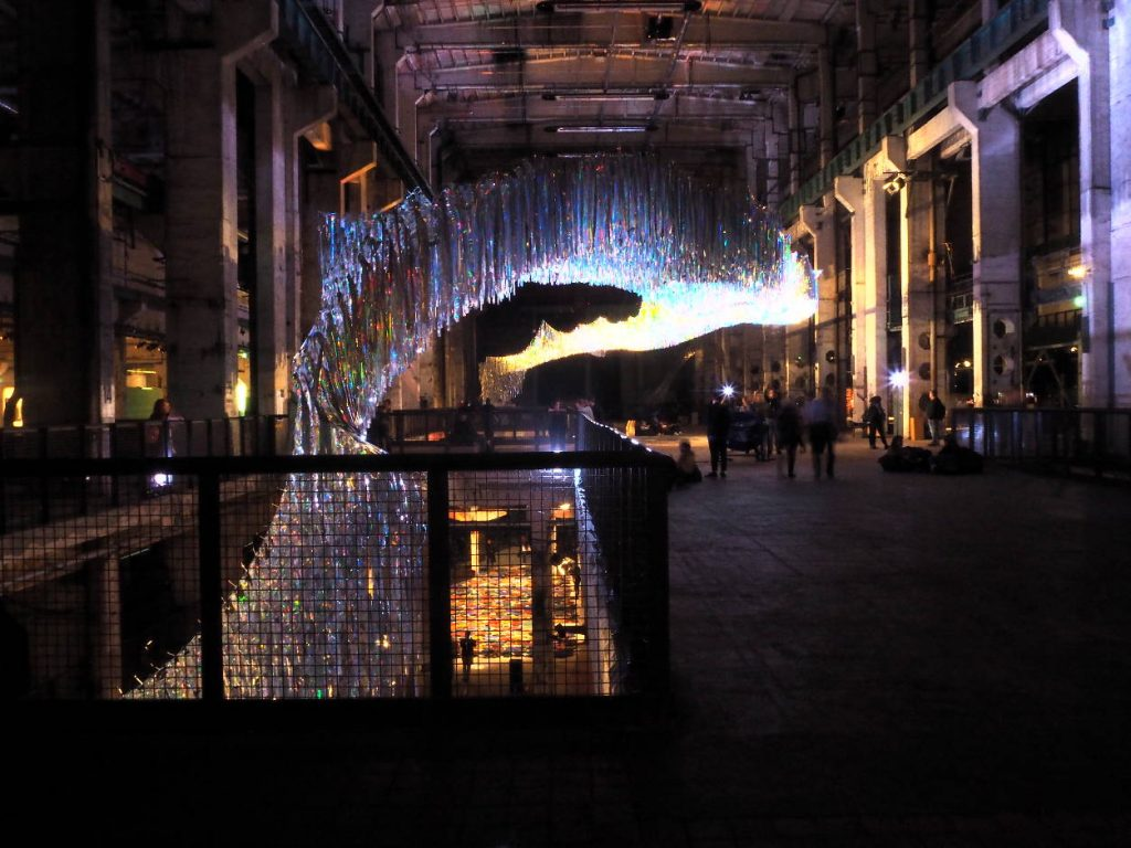 Veranstaltungsort Kraftwerk